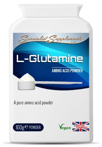 L-Glutamine Powder- A Pure Amino Acid Powder